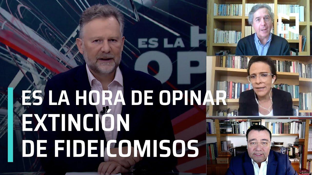 Download Es La Hora De Opinar - Programa Completo: 15 de Octubre 2020