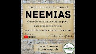 Escola Bíblica Dominical - 19.07.2020