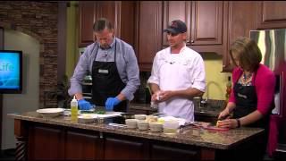 Sauteed Scallops With Chef Casey Cunningham - Matt's Fish Camp - Thursday, May 14, 2015