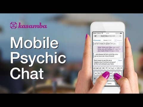 Free Psychic Chat on Mobile, Anytime, Anywhere – by Kasamba