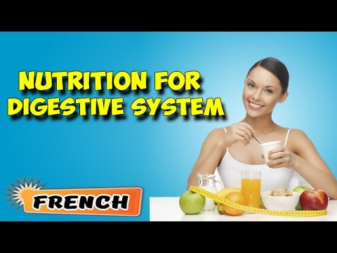 Nutritional Management For Digestive System | Yoga Tutorial in French