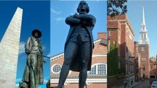 Freedom Trail Boston - Virtual Tour in 5 Minutes screenshot 5