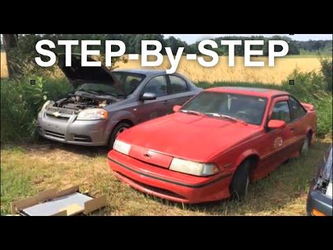 Chevy Radiator Repair Fast Easy Youtube