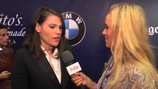 The Pulse interviews Clea Duvall from Jackie & Ryan Movie at the Newport Beach Film festival