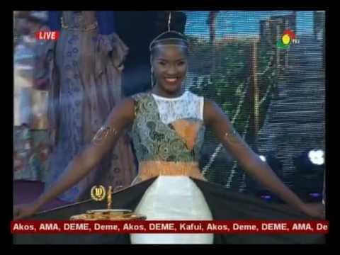 Ghana most beautiful fashion night full show