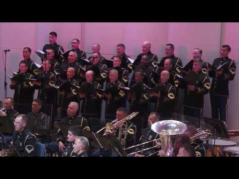 LIVE - The U.S. Army Chorus | 60th Anniversary Celebration Concert