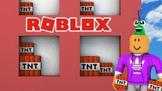 I DESTROY MY HOUSE IN ROBLOX!