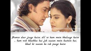 Back2Back: Fanaa Shayaris | Fanaa | Aamir Khan | Kajol Life Is Attitude