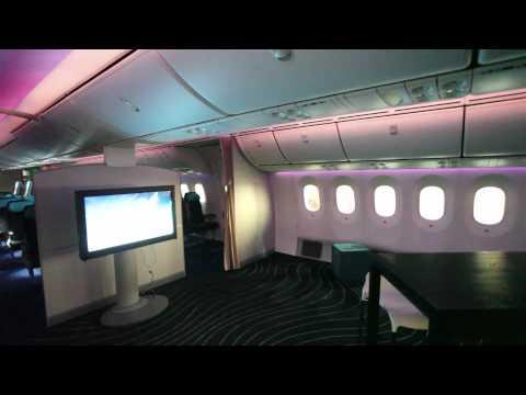 Etihad Airways welcomes Boeing