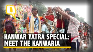 Kanwar Yatra 2019 - On the road with the  Kanwarias | The Quint