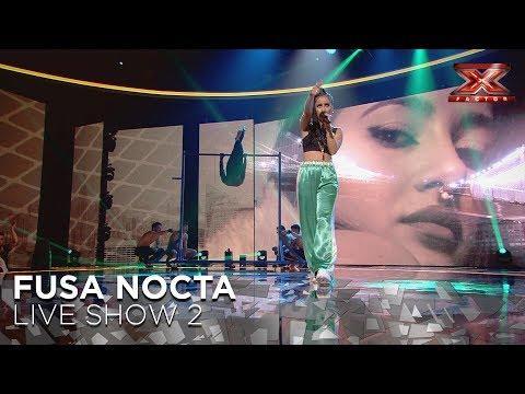 Fusa Nocta | Live 2 | Factor X 2018