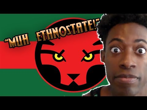 Black Hitler Reviews Black Panther And Fails....-( W/The Finer Print)