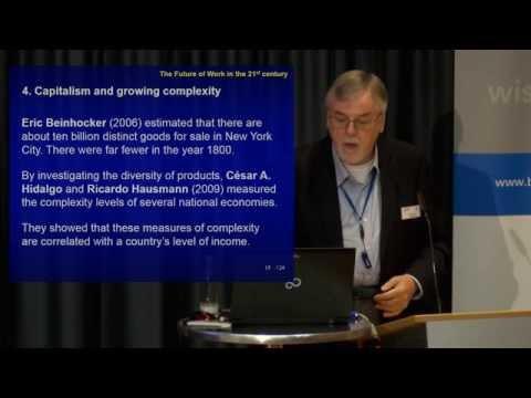 The Future of Work in the Twenty-First Century – Geoffrey M. Hodgson