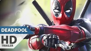 Deadpool alle neuen trailer & tv spots & clips (2016) ryan reynolds
