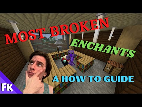 How To Get The BEST ENCHANTS In Minecraft 1.16 (Plus Tips And Tricks)