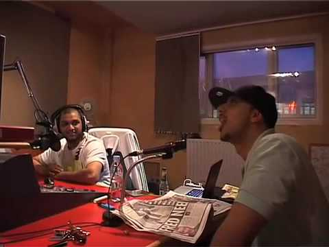 SHIZZIO SAGAS I.O.P promotion - Club Asia/Asian Star/Westside FM Part 1 Spring 2009