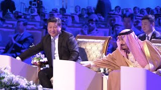 Xi Inaugurates Oil Refinery in Saudi Arabia