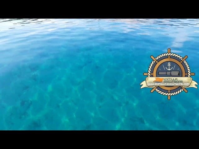 Korcula Excursions - underwater - Korcula Boat Tours