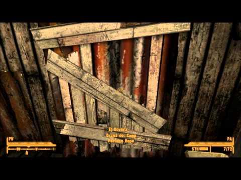 Zagrajmy w Fallout New Vegas cz. 55 - Camp Forlorn Hope