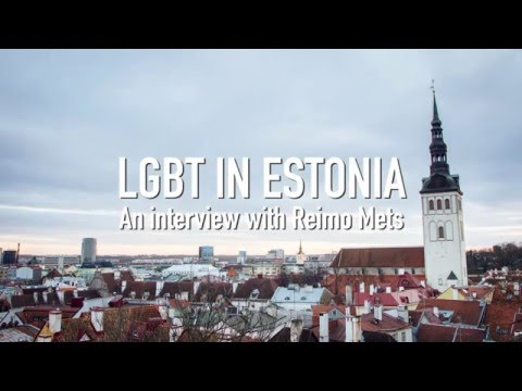 LGBT in Estonia - An interview with Reimo Mets