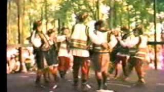 Cheromosh 1980's at Tryzub ( Bonus clip)