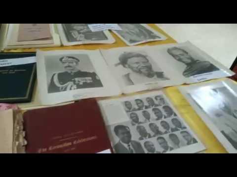 Inside Uganda's records centre