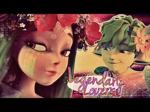 Download Legendary Lovers - Mavka x Spring Boy [AMV] The Forest Song