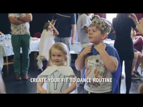 How to enter the Fit to Dance Champion competition, presented by Peter Andre