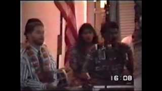 1994 - Fijian & Indian Dance & Songs - Peace Corps Swearing In