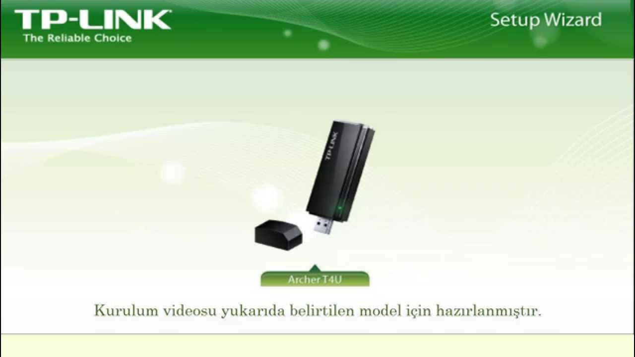 Tp-Link AC1200 Wireless Dual Band USB Adapter (Archer T4U)