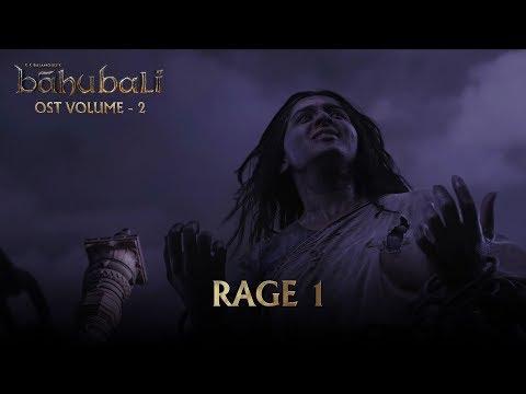 Baahubali OST - Volume 02 - Rage 1 | MM Keeravaani