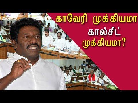 karunas skips All-party meeting for film shooting tamil news, tamil live news, news in tamil redpix