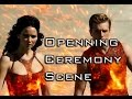 The Hunger Games: Catching Fire - Opening Ceremony Scene in HD