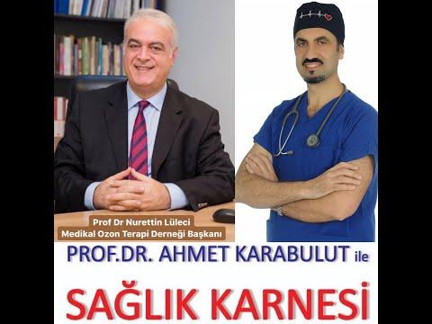 OZON TEDAVİSİ (EN TEMEL BİLGİLER) - PROF DR NURETTİN LÜLECİ - PROF DR AHMET KARABULUT