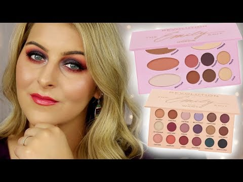 Makeup revolution emily the wants
