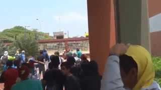 URBE Maracaibo 14 de Mayo Clases o Batalla Campal PARTE 1