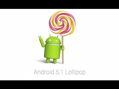 Android 5.1 Lollipop Полный обзор всех функций