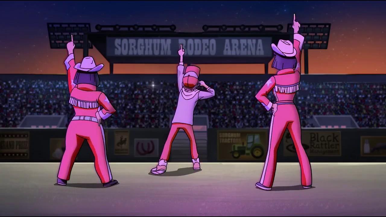 Download Buddy G : Live Life Like A Cowboy [HD] Scooby Doo Shaggy's Showdown