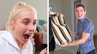 Emma Chamberlain Picked My Outfits!