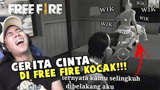 FREE FIRE RASA WIK WIK TERNGAKAK!!!