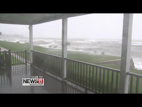 State Emergency preparations for Hurricane Hermine