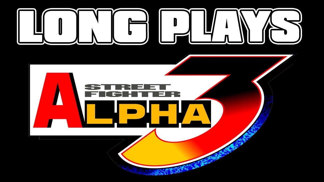 Street Fighter Alpha 3 (Arcade version) - Até o fim - Long plays LIVE #04