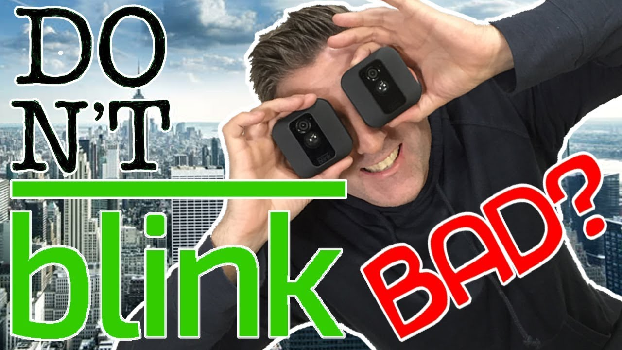 Blink XT Outdoor Cloud Security Camera | Best Review 2019 🔓