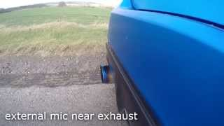 gt86 avo 3 inch exhaust sound