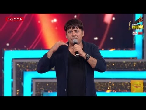 Thumbnail: Sudesh Lehri has Arijit Singh, Sonu Nigam and Pritam in splits | #RSMMA
