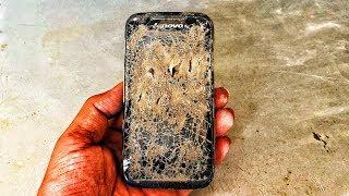 Restoration an abandoned LENOVO phone | Rebuild broken phone | Restore smart device