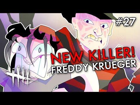 FREDDY KRUEGER IS HERE! (Dead By Daylight #27) (NEW KILLER, NEW MAP!) Ft. Delirious, Ohm n Gor!