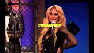 Tamar Braxton Live On Late Night With Jimmy Fallon 9/6/13 (HD)