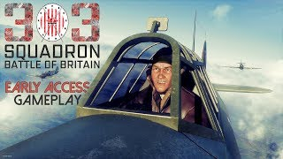 303 Squadron: Battle of Britain Gameplay (PC HD)