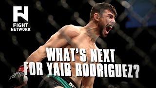 UFC Fight Night Phoenix Recap: What's Next for Yair Rodriguez?